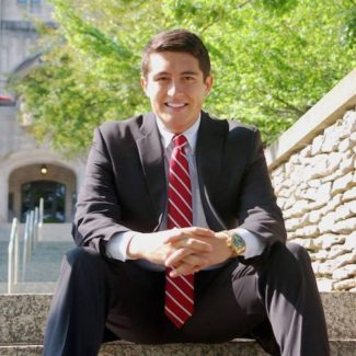 Diversity Scholarship Recipient Testimonial - Carlson Caspers